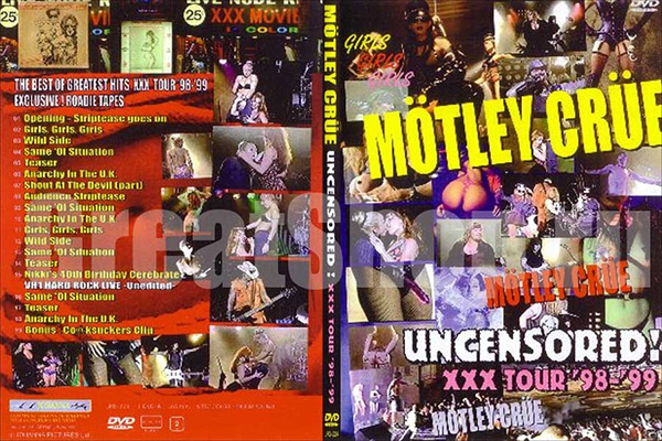 photo-concert-Motley-Crue-Uncensored-XXX-Tour-98-99